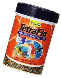 Tetra 77035 TetraFin Floating Variety Pellets, 1.87-Ounce,