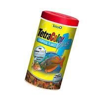 Tetra 77248 TetraColor PLUS Tropical Flakes, 7.06-Ounce, 1-