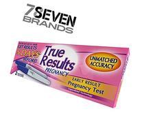 78Seven Prank Pregnancy Test. 2 Testers. ALWAYS TURNS