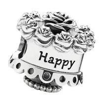 Pandora 791289 Happy Birthday Charm