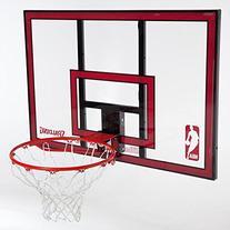 "Spalding NBA Backboard/Rim Combo - 44"" Polycarbonate"