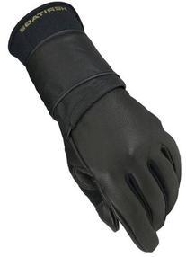 Heritage Pro 8.0 Bull Riding Gloves, Size 10, Black