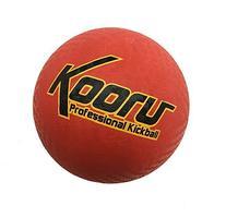 """8.5"""" Red Kickball - Kooru Professional Kickball"""