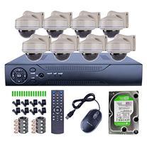 ANRAN 8 Channels 960H Full D1 H.264 Real-time DVR System