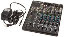 Mackie 802VLZ4, 8-channel Ultra Compact Mixer with High