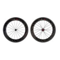 Zipp 808 Firecrest Carbon Road Wheel - Clincher Black, 700c