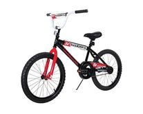 Dynacraft 8109-34ZTJ Boys Throttle Magna Bike, Black/Red/
