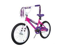 Dynacraft 8109-25ZTJ Girls Sapphire Magna Bike, Pink/Purple/