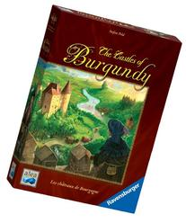 Ravensburger 81243 The Castles Of Burgundy