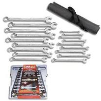 KD Tools 81920D 18pc. Long Pattern Combo Non-Ratcheting