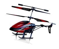 Rockn' RC 8196 Remote Control Nighthawk Helicopter, Red/