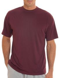 Moisture-wicking men's cool and dry sport performance tee