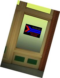 8900 Amtrak Window Sign by Miller Signs