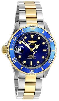 Invicta Men's 8928OB Pro Diver Gold Stainless Steel Two-Tone