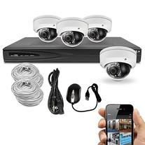 Best Vision Systems 8CH 1TB IP NVR Security Surveillance