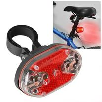 Insten 9 LED Bike Bicycle Taillight Tail Rear Light Red