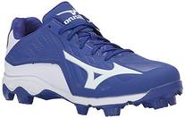 Mizuno Men's 9 Spike ADV Franchise 8 Baseball Cleat, Royal/