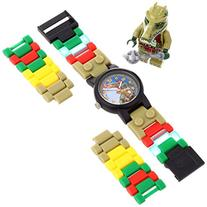 "LEGO Kids' 9000409 ""Legends of Chima Crawley"" Watch with"