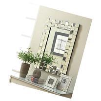 Coaster Contemporary Rectangle Wall Mirror