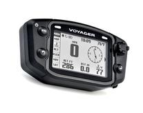 Trail Tech 912-101 Voyager Stealth Black Moto-GPS Computer