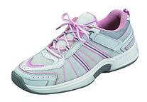 Orthofeet 916 Women's Comfort Diabetic Extra Depth Sneaker