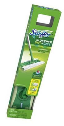 Swiffer Sweeper Dry + Wet Starter Kit