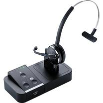 Jabra PRO 9450 Mono Flex-Boom Wireless Headset for Deskphone