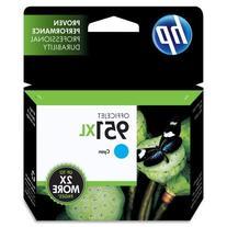 -- HP 951XL Ink, Cyan