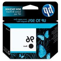 HP 96 Black Inkjet Print Cartridge