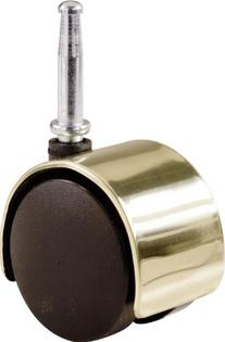 Shepherd Hardware 9726 2-Inch Office Chair Caster, Twin