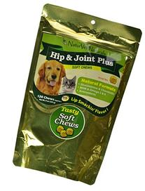 Hip & Joint Supplement for Dogs & Cats, Contains Glucosamine