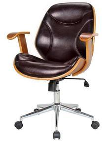 Boraam 97914 Rigdom Desk Chair