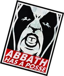 ABBATH HAS A POSSE