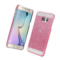 ABC® Crystal Rhinestone Case for Samsung Galaxy S6 Edge