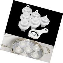 ACE With Eggs Separator Without Shells Eggs Steamer Cooker