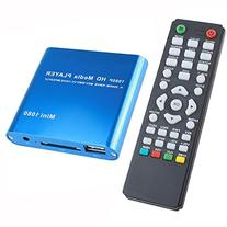 AGPtek® 1080P Full-HD Portable Digital Media Player for USB