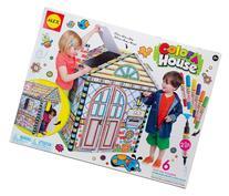 ALEX Toys Craft Color a House Children's Kit
