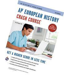 AP® European History Crash Course Book + Online  Crash