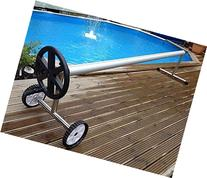 ARKSEN Stainless Steel Solar Cover Reel For Swimming Pools