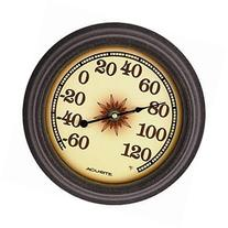 AcuRite 02354A2SB 8.5-inch Desert Star Thermometer