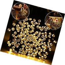 Solar String Lights 72ft 200 LED Fairy String Lights,