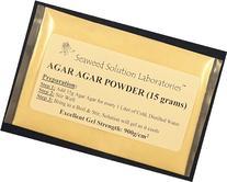 Agar Agar Powder - 15 grams, Laboratory Grade, Excellent Gel
