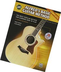Alfred's Basic Guitar Method - Complete