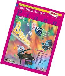 Alfred's Basic Piano Course Top Hits! Solo Book, Level 4