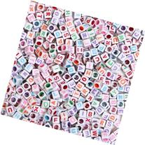 Alphabet beads - Packet of 325