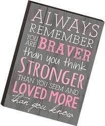 P. Graham Dunn Always Remember You are Braver Than You Think