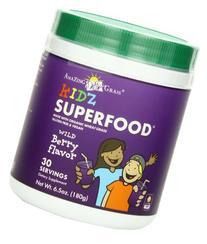 Amazing Grass - Berry Kidz Super Food - 30 Servings