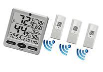 Ambient Weather WS-08-X3 Wireless Indoor/Outdoor 8-Channel