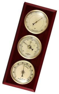 Ambient Weather WS-YG315 Cherry Finish Dial Traditional