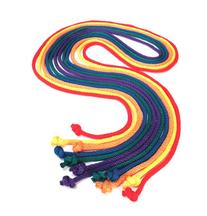 """American Educational Products Nylon 10"""" Jump Ropes, Assorted"""
